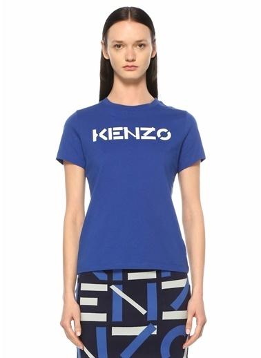 Kenzo Polo Yaka T-shirt Mavi